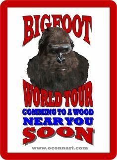 37 Best Bigfoot images  b5c98b68552e