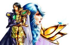 Saga and Afrodite