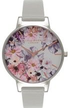 Free shipping and returns on Olivia Burton Butterfly Wing Leather Strap Watch, 38mm at Nordstrom.com. Capture the magical, whimsical nature of Olivia Burton with a beaming polished watch displaying a rose-gold butterfly wing atop its creamy white dial.