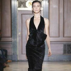 Vintage Photography, Fashion Photography, Sophie Theallet, Designer, Vogue, Formal Dresses, Hair, Instagram, Haute Couture