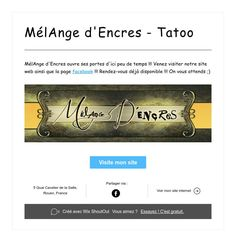 MélAnge d'Encres - Tatoo