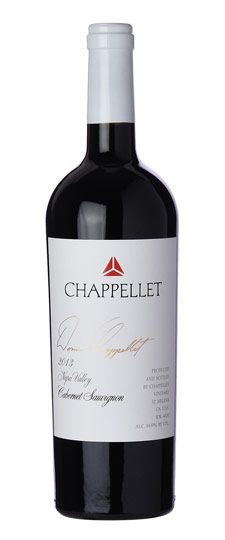 2013 Chappellet Signature Napa Cabernet Sauvignon - The 2013 Cabernet Sauvignon Signature is bright, focused and nuanced throughout. Freshly cut flowers, mint, sweet red berries, pomegranate and cinnamon are some of the aromas and flavor that flesh out in the glass.