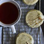 This shop has been compensated by Collective Bias, Inc. and its advertiser. All opinions are mine alone. #TeaProudly #CollectiveBias Chai-Spiced Vanilla Shortbread Cookies are laced with vanilla be…