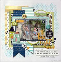 travel scrapbook pages Magic Kingdom is part of Magic Kingdom Scrapbooking Scrap Your Trip Scrapbook - scrapbook layout by Lynette Jacobs (FYC Camera mini flair) Travel Scrapbook Pages, Kids Scrapbook, Scrapbook Albums, Scrapbook Supplies, Scrapbook Cards, Scrapbooking Ideas, Scrapbook Blog, Scrapbook Sketches, Scrapbook Page Layouts