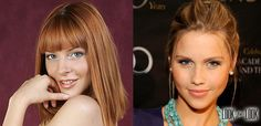 Яркий колорит – только один показатель выделяется насыщенностью и контрастирует между двумя нейтральными: кожа бежевого оттенка, желтовато-русые волосы и выделяющиеся зеленовато-голубые глаза.
