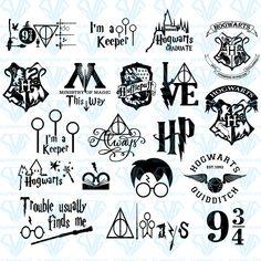 Harry Potter Scrapbook, Harry Potter Journal, Harry Potter Free, Harry Potter Stickers, Harry Potter Printables, Harry Potter Shirts, Harry Potter Tattoos, Harry Potter Decor, Harry Potter Drawings