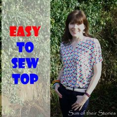 Easy to Sew Top
