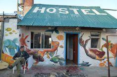 Cabo Polonio - Hostel VIejo Lobo