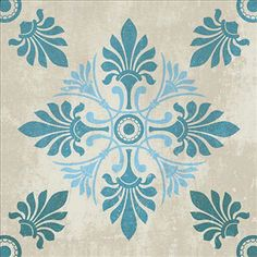 Vinil Adesivo Azulejo Decorativo e Parede VAXV-022 - Litoarte - PalacioDaArte