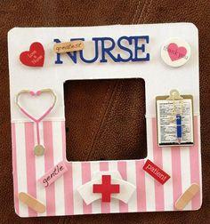 Nurse Graduation Magnetic Picture Frames | Zazzle
