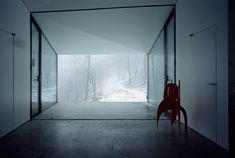 residence for art lovers by makoto yamaguchi in karuizawa forest