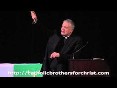 """Father Larry Richards Said, """"Be A Man!"""" At The 2015 North Texas Catholic Men's Conference - YouTube"""