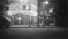 The Forest Theater on South White Street,