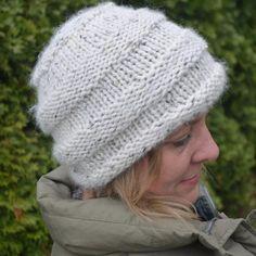Quick to Knit Baby Alpaca Wurm Hat