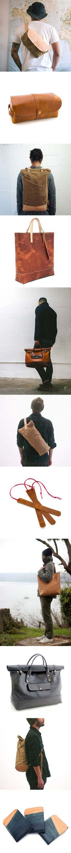 Teranishi Handmade Leather Goods / IAMTHELAB.com