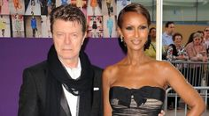 David Bowie und Iman waren 24 Jahre verheiratet.  (Quelle: imago)