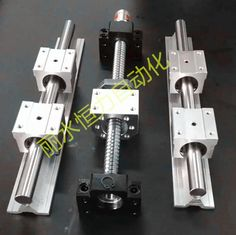 230.00$  Buy now - http://alifoj.worldwells.pw/go.php?t=32767898000 - 1pcs antibacklash ball screw 1605 -L1950mm-C7+SBR16-1950mm rails (2 supported rails +BK/BF12 + 1pcs 8*10mm couplers+1nut housing 230.00$