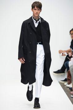 Margaret Howell Spring 2016 Menswear Fashion Show