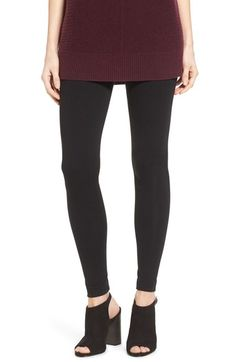 Two by Vince Camuto Seamed Back Leggings (Regular & Petite) available at #Nordstrom
