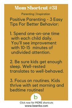 Mom Hacks: Positive parenting tips for better behavior. Be sure to check out our article for a complete list of parenting hacks, tips and tricks. Clever lifehacks to make your family life a little easier. Happy Campers, South Dakota, Parenting Advice, Kids And Parenting, Peaceful Parenting, Parenting Memes, Foster Parenting, Lifehacks, Every Mom Needs