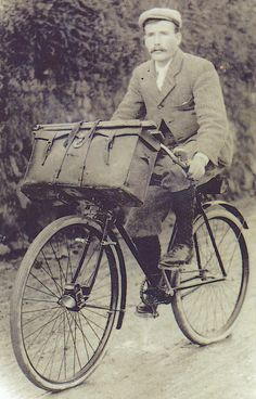 The Victorian cyclist | A blog about the joys and perils of cycling in Victorian Britain