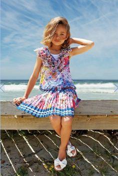 Stunning Miss Blumarine Jeans, Marina collection spring summer 2013. #missblumarine #missblumarinejeans #SS13