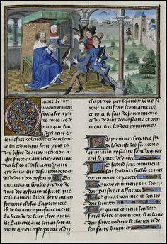 Henri de Ferrières, Les Livres du roy Modus et de la royne Ratio 128 | Flickr – Condivisione di foto!