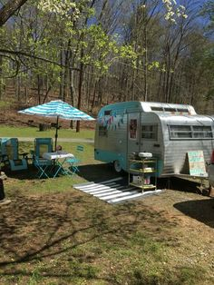 Vintage Serra Scotty Camper