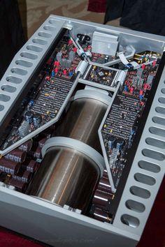 CES 2013: Boulder Amplifiers – Part-Time Audiophile
