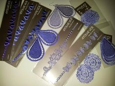 4you4ever Design Parure: Purple