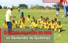 El Club Deportivo Real Santander F.C. es reconocido en el ámbito regional como una organización que consolida disciplinas de deporte colectivo, como lo es el fútbol, a partir de la formación de deportistas integrales que aportan a la sociedad y contribuyen con el desarrollo de la misma. [http://www.proclamadelcauca.com/2014/09/el-futbol-un-estilo-de-vida-en-santander-de-quilichao.html]