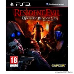 Resident Evil: Operation Raccoon City (PS3), loved you can choose your characters and weapons, outstanding game.