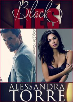 Black Lies by Alessandra Torre #DirtyGirlRomance