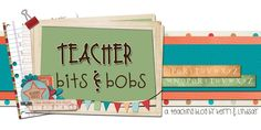 Another blog with great ideas that can be adapted for teachers in any elementary grade!
