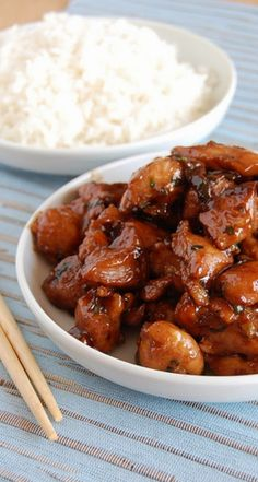 Chicken teriyaki | I love chicken teriyaki and this was delish!