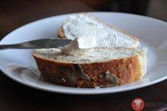 Zemiakový chlieb s prímesou špaldovej múky a semienkami