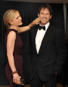 Anna Paquin & Stephen Moyer