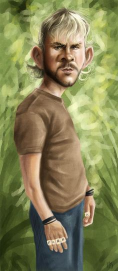 Charlie from LOST