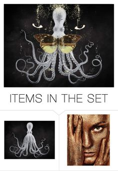 """""""Art #5"""" by emsulli ❤ liked on Polyvore featuring art"""