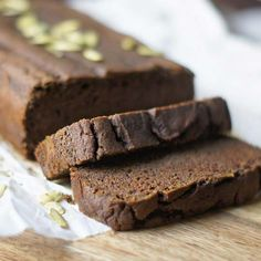 Pumpkin bread (buckwheat)