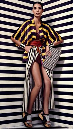 Marie Claire Brazil November 2014 Model: Marcelia Freesz Photographer: Nicole Heiniger Fashion Editor: Larissa Lucchese Beauty: Ricardo dos Anjos