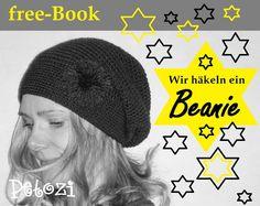Petozi-Design: Wir häkeln ein Beanie - Free-Book