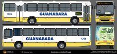 DESENHOS ONIBUSALAGOAS: GUANABARA  1306
