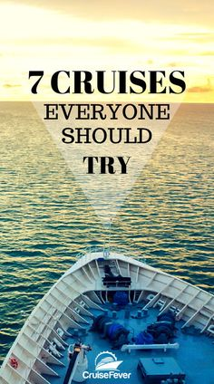 What's on your cruise bucket list? Here are 7 dream cruises we think everyone should try at least once in their lives. What is your dream cruise? Best Cruise, Cruise Port, Cruise Travel, Cruise Vacation, Vacation Ideas, Hawaii Cruise Deals, Solo Travel, Travel Tips, Cruise Excursions