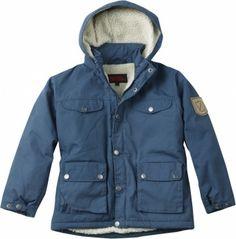 Fjällräven Kids Greenland Winter Jacket Fjällräven Kids Greenland Winter Jacket Farbe / color: uncle blue ()