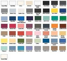 Metallic Epoxy Sealer Color Chart Directcolors Com