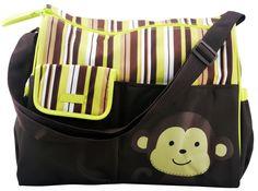 Diaper Bag Green