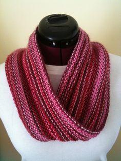 tangodancer's Fibonacci Moebius scarf