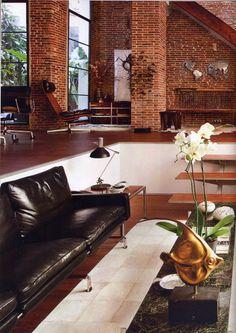 Escultura mundo Curtis Jere. La casa de Juan Gatti [] Juan Gatti's home