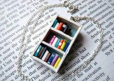 #necklace #book